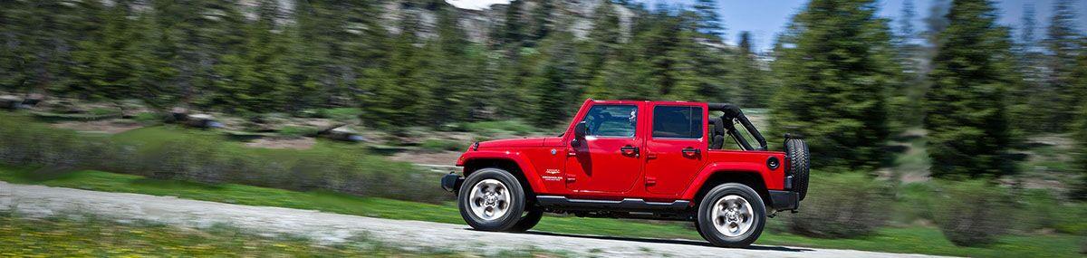 Jeep Dealership - Miami, FL