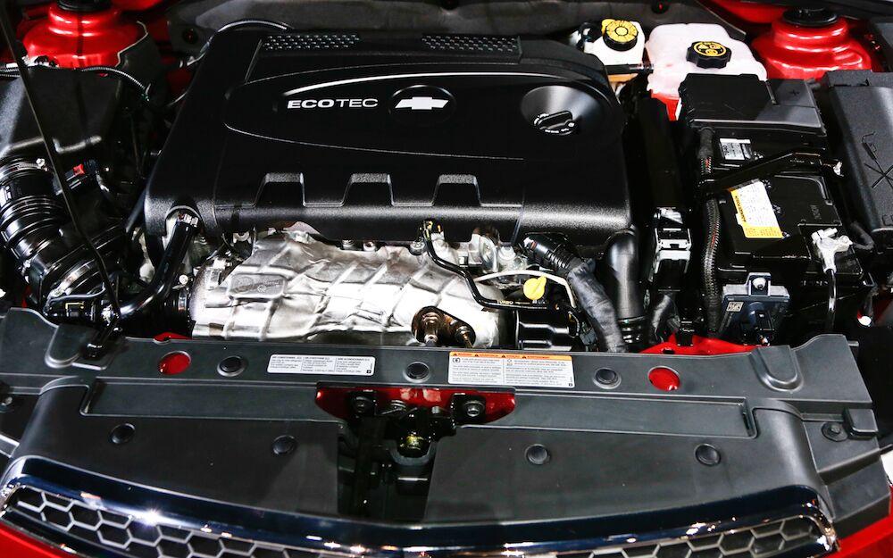 2016 Cehvy Cruze Engine