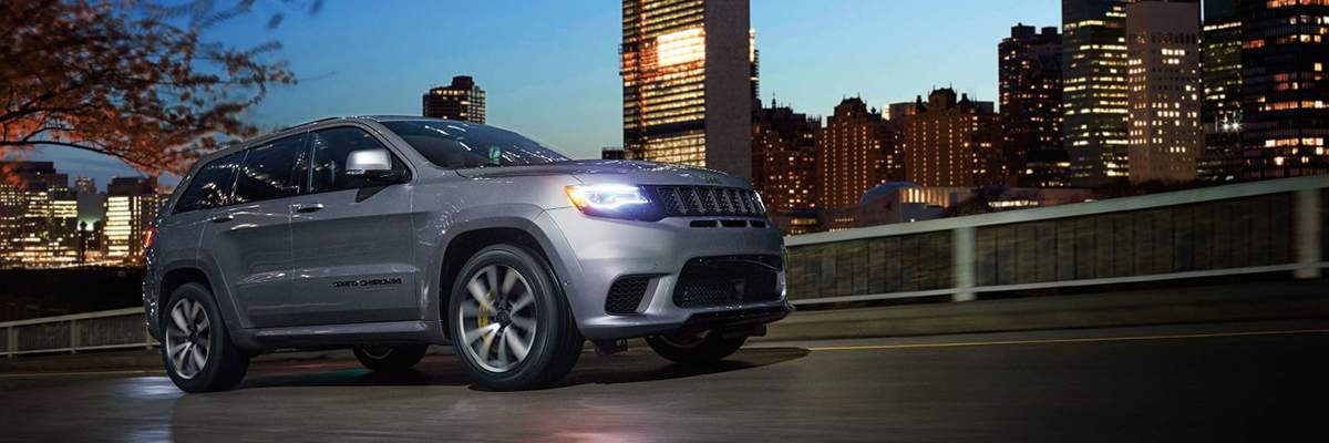 2018 Jeep Grand Cherokee Trackhawk Performance