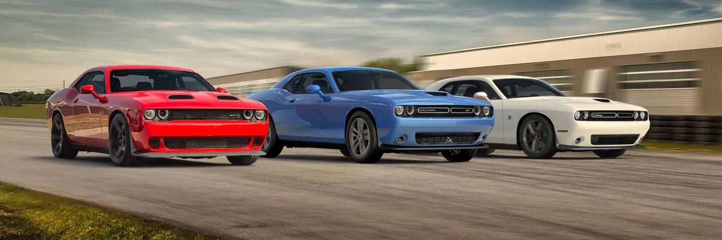 2019 Dodge Challenger Style