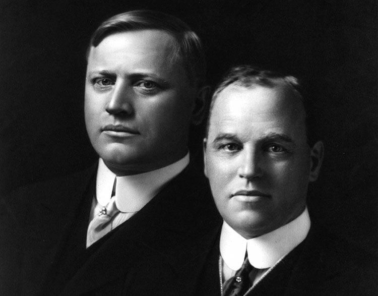 History of the Dodge Brothers