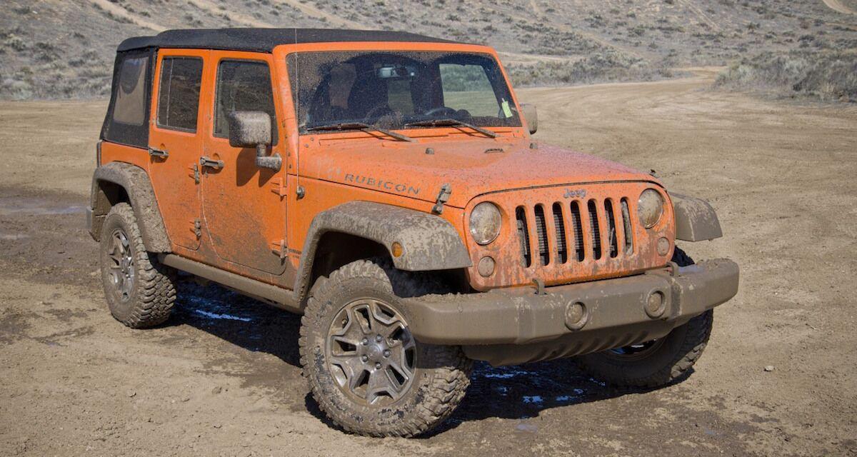 Jeep Wrangler Fun