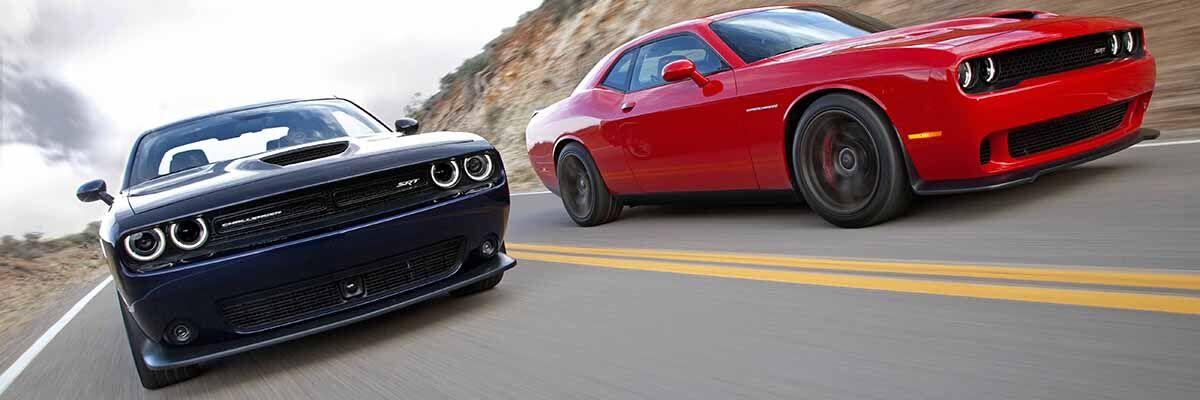 2016 Dodge Challenger and Dodge Charger SRT Hellcat Performance