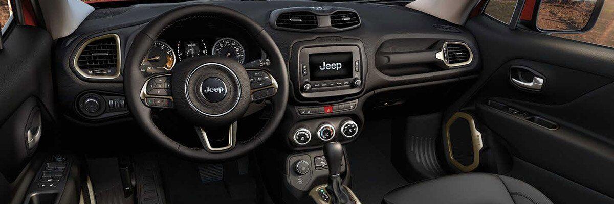 2017 Jeep Renegade Technology