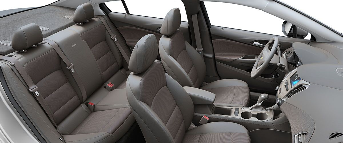 2017 Chevrolet Cruze Interior Style