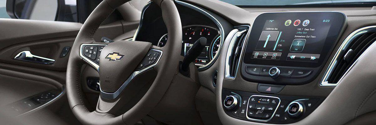 2017 Chevrolet Malibu Technology