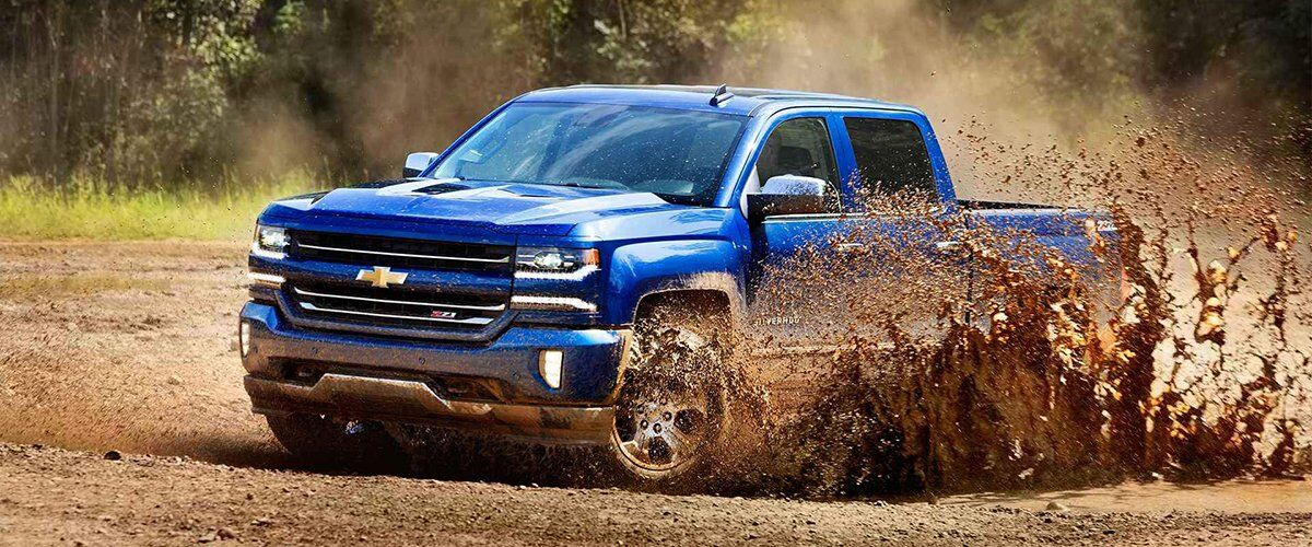 2017 Chevrolet Silverado Performance