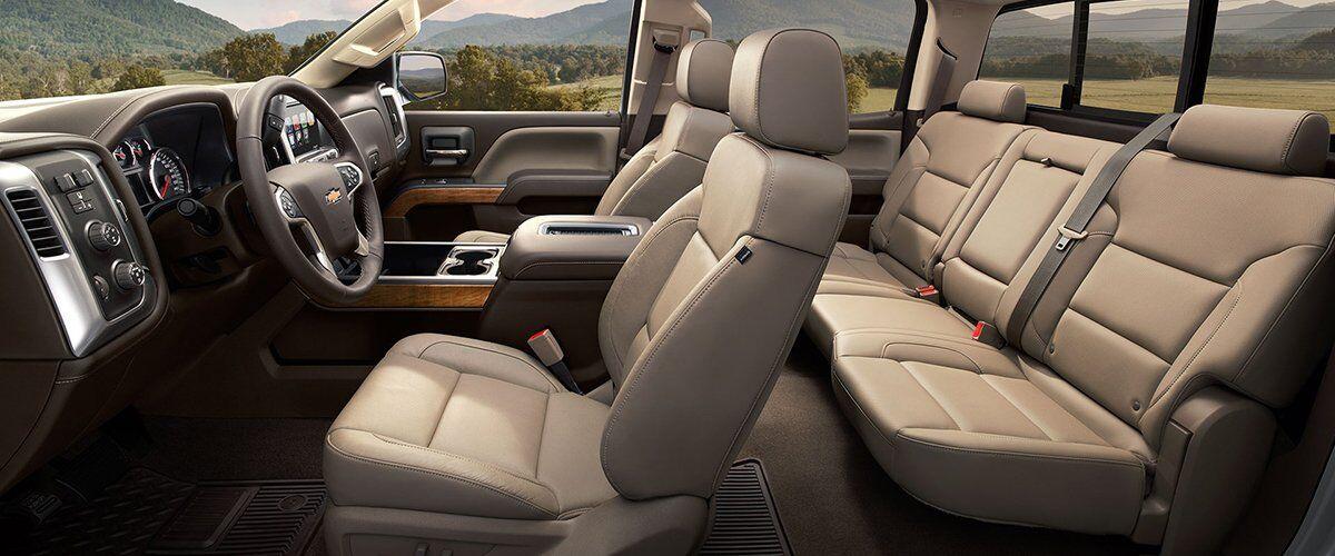 2017 Chevrolet Silverado Style