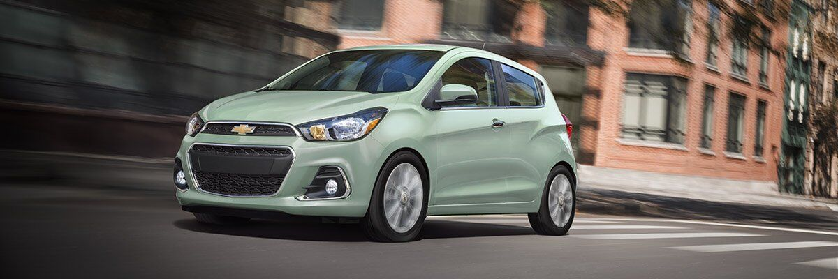 2017 Chevrolet Spark Performance