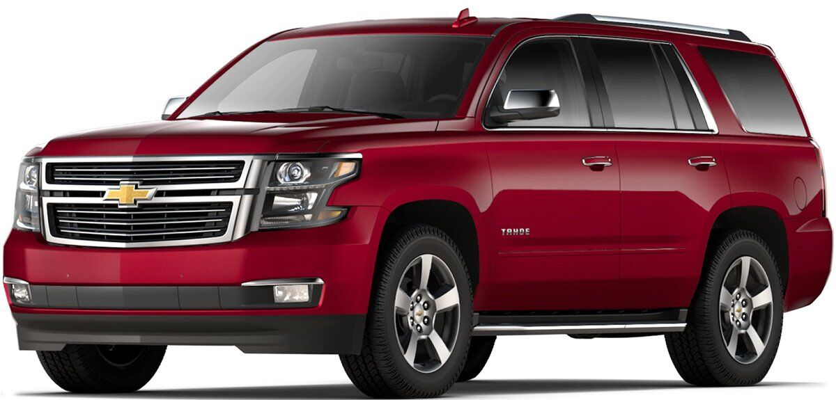 2017 chevrolet tahoe. Black Bedroom Furniture Sets. Home Design Ideas