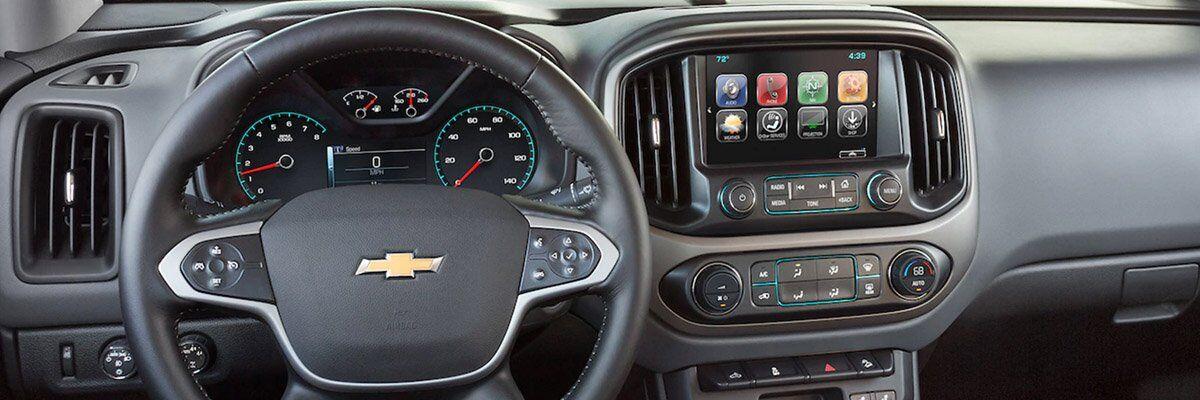2017 Chevrolet Colorado Technology