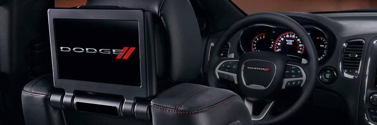 2017 Dodge Durango Technology
