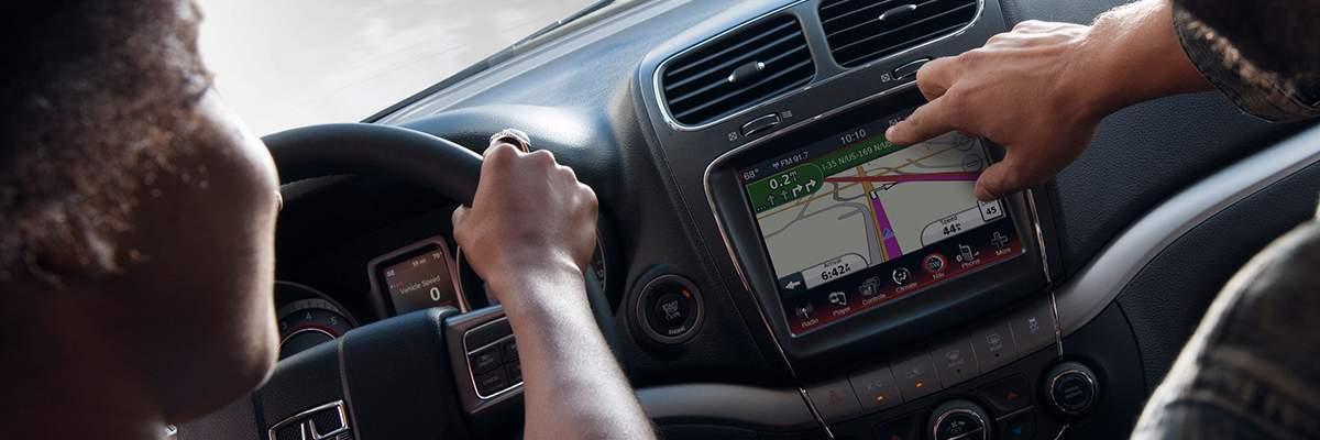 2017 Dodge Journey Technology