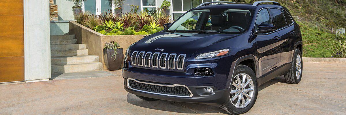 2017 Jeep Cherokee Style