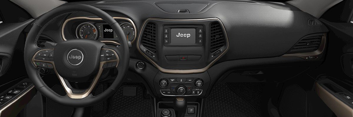 2017 Jeep Cherokee Technology