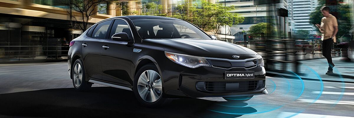 2017 Kia Optima Hybrid Technology