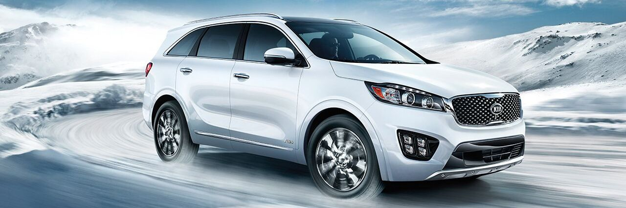 2017 Kia Sorento Performance