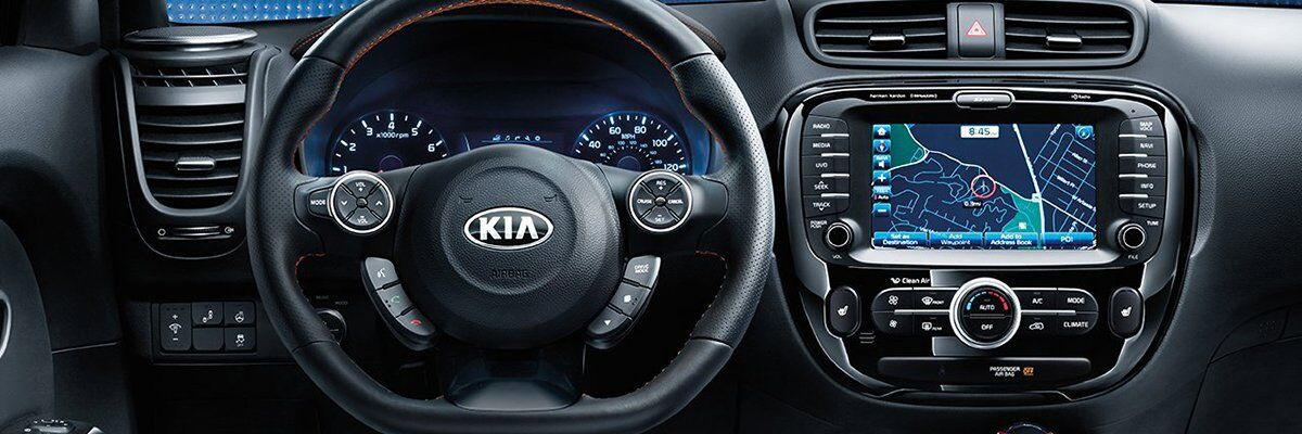 2017 Kia Soul Technology
