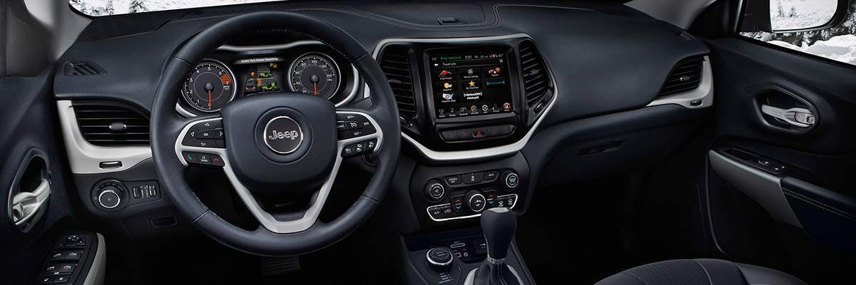 2018 Jeep Cherokee Technology