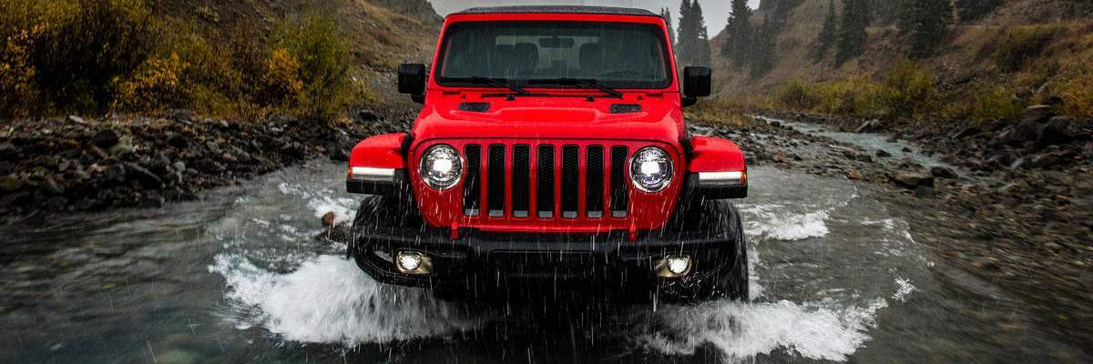 2018 Jeep Wrangler JL Performance