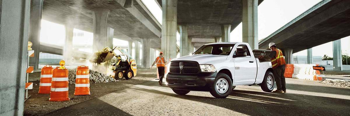 2018 Ram 1500 Configuration Options