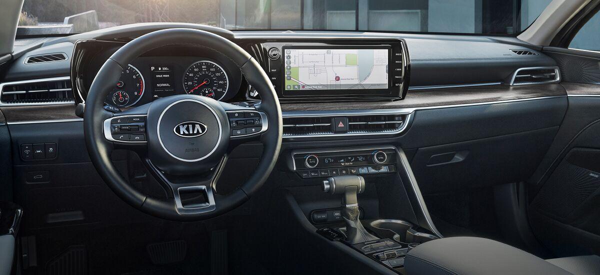 2021 Kia K5 Technology