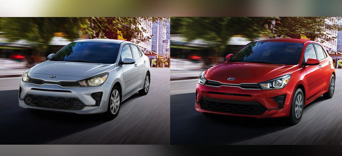 2021 KIA RIO AND RIO 5-DOOR Performance