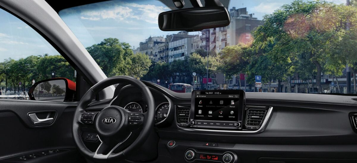 2021 KIA RIO AND RIO 5-DOOR Technology