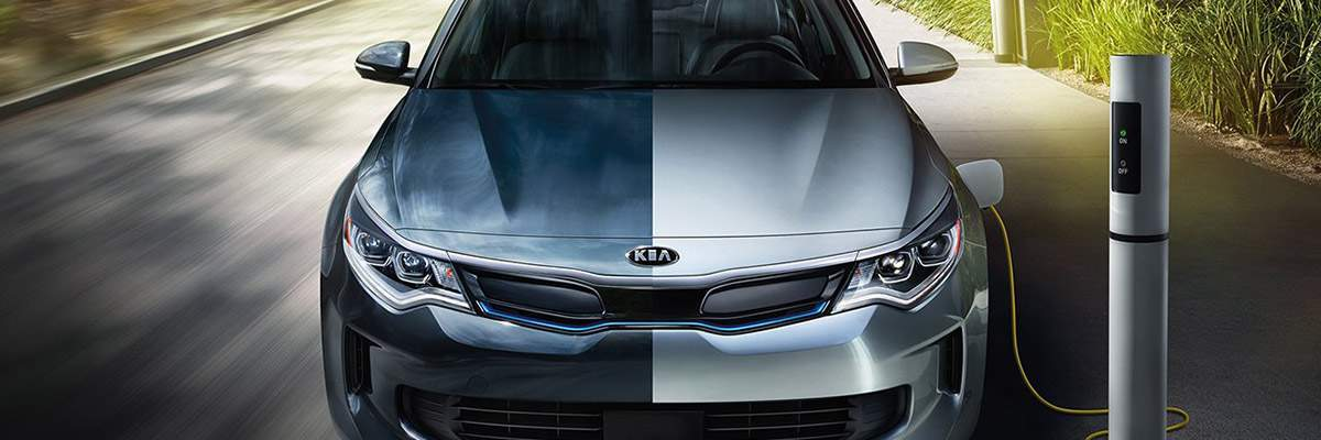 2017 Kia Optima PHEV Performance