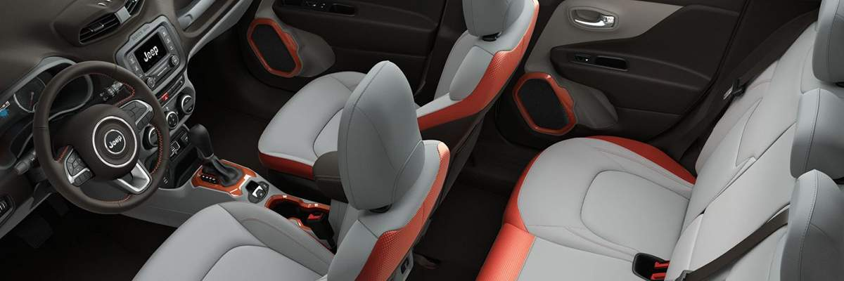 2018 Jeep Renegade Style