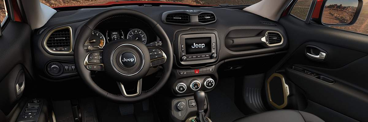 2018 Jeep Renegade Technology