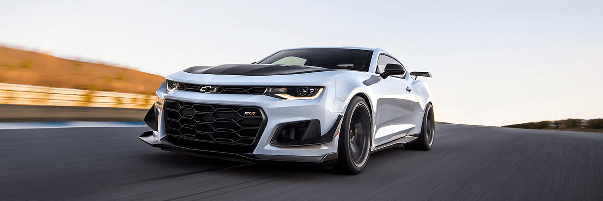 2018 Chevrolet Camaro Performance