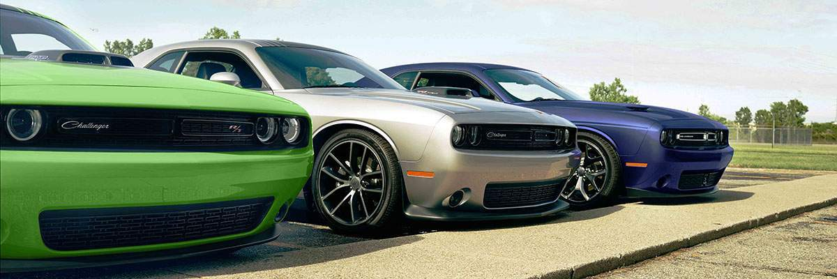 2018 Dodge Challenger Style