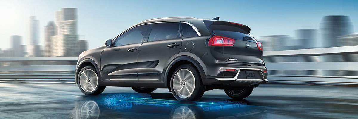 2018 Kia Niro Performance