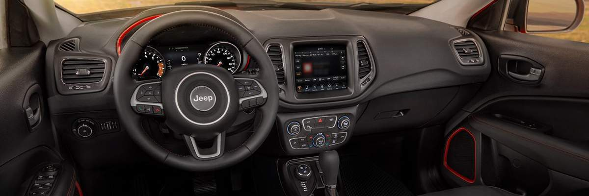 2018 Jeep Compass Technology