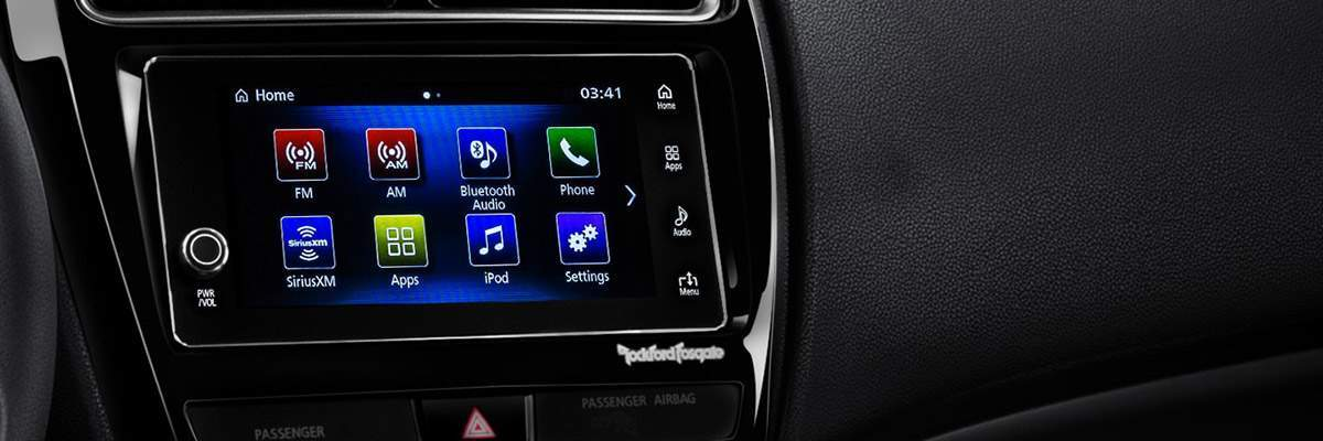 Mitsubishi Outlander Sport Technology