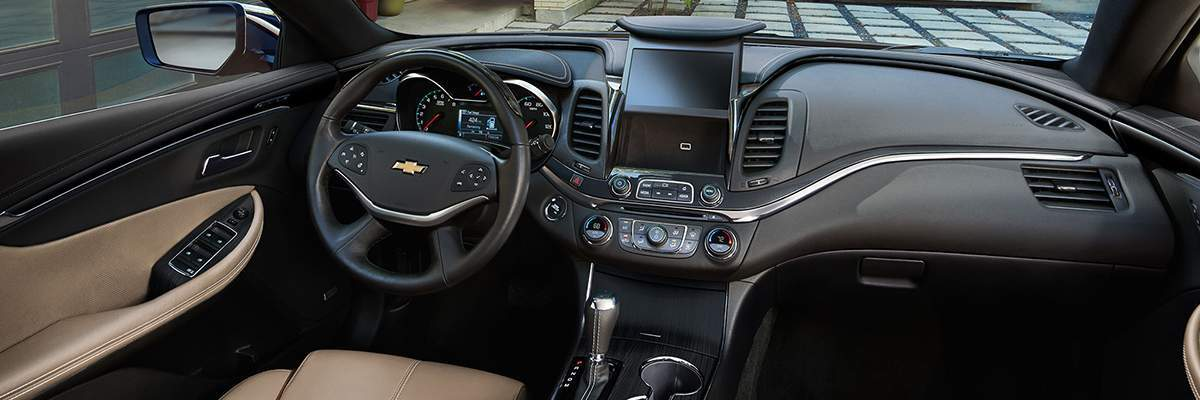 2018 Chevrolet Impala Technology