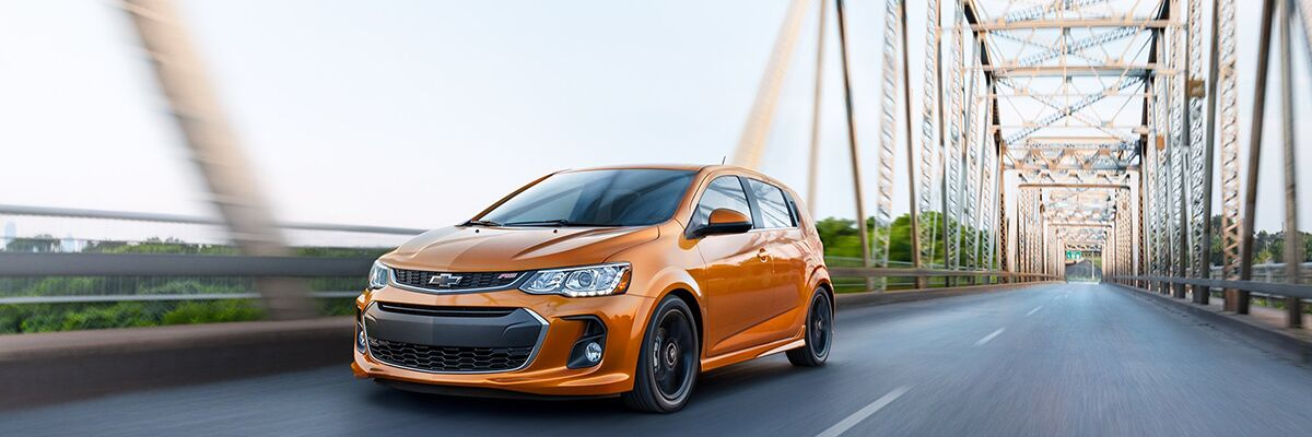 2018 Chevrolet Sonic Performance