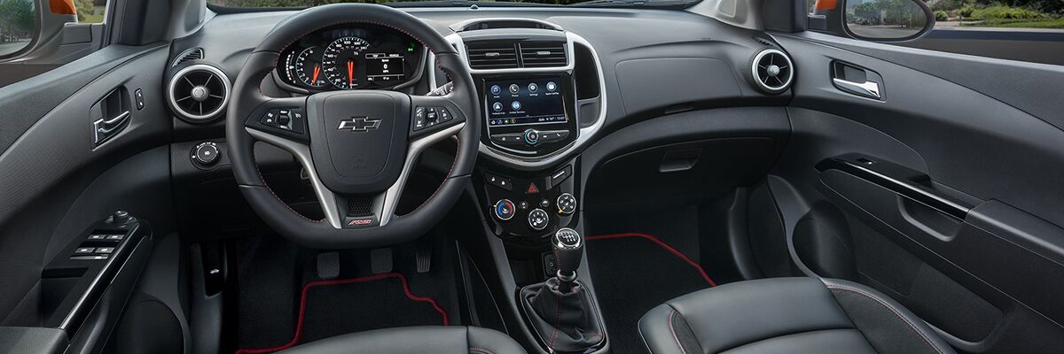 2018 Chevrolet Sonic Technology
