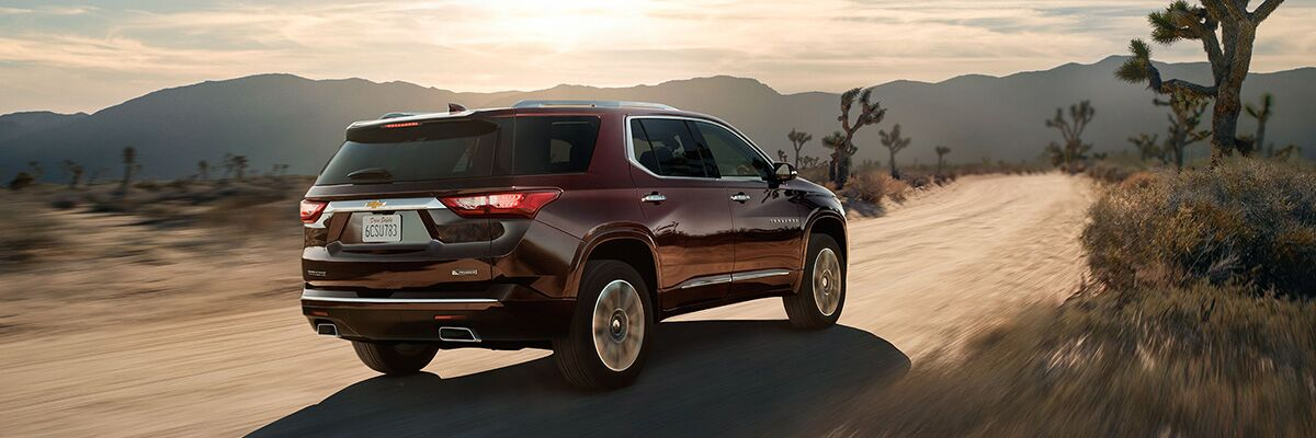 2018 Chevrolet Traverse Performance
