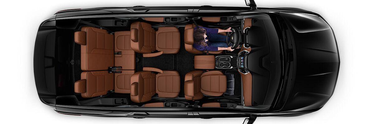 2018 Chevrolet Traverse Style