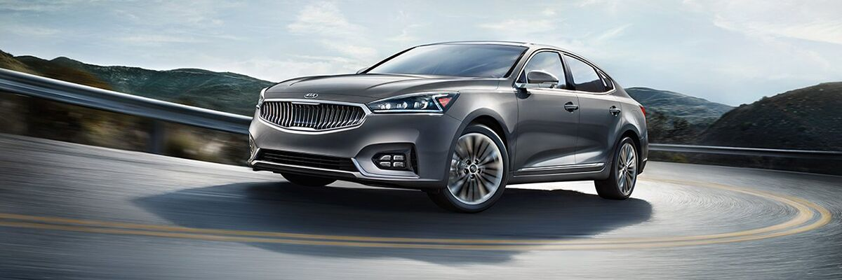 2018 Kia Cadenza Performance