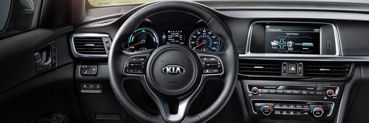 2018 Kia Optima Plug-in Hybrid Style