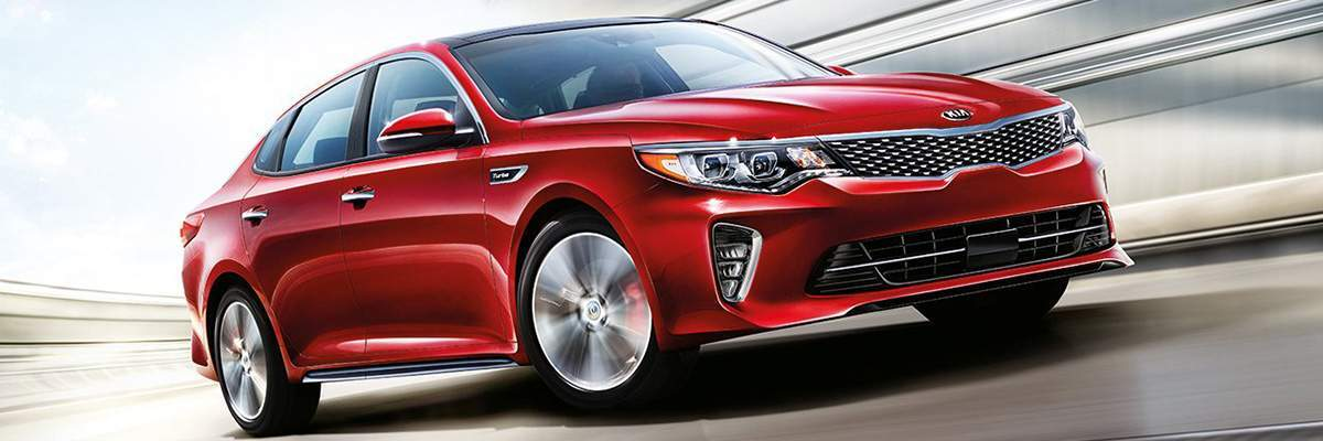2018 Kia Optima Performance
