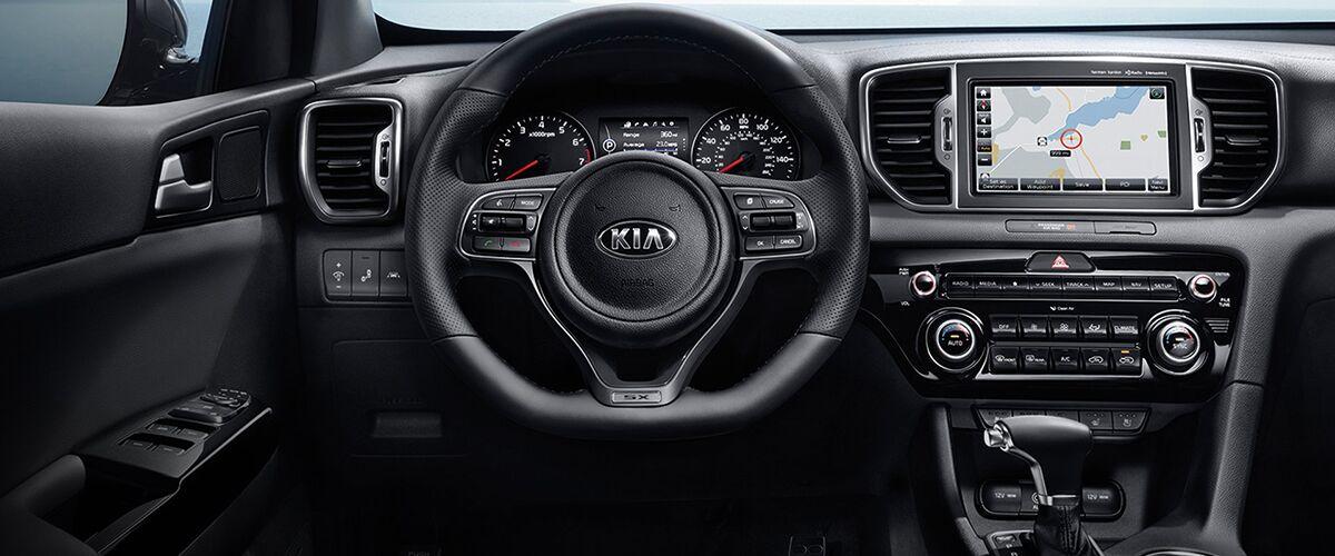 2018 Kia Sportage Specs Technology
