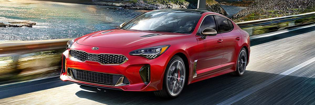 2018 Kia Stinger Performance
