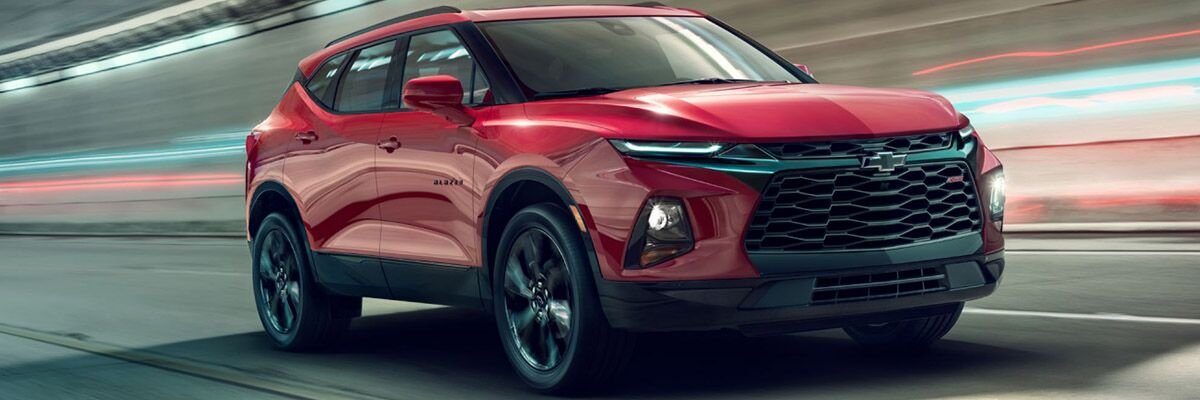 2019 Chevrolet Blazer Performance