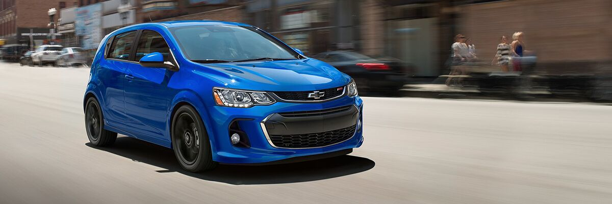 2019 Chevrolet Sonic Performance