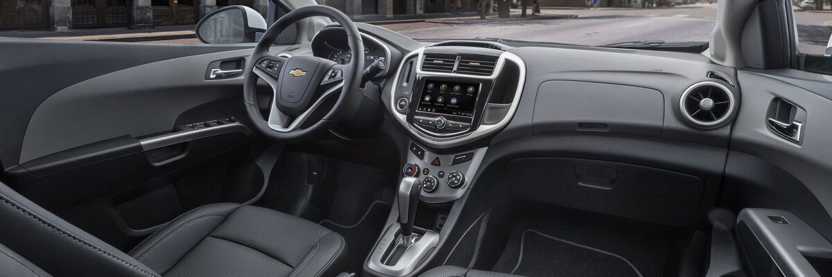 2019 Chevrolet Sonic Technology
