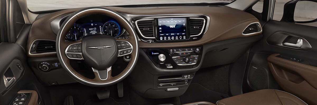 2019 Chrysler Pacifica Comfort